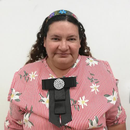 Mtra. Gwendolyne Albores Cancino