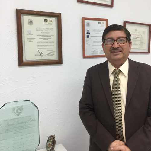 Lic. Benito Garibay Patiño