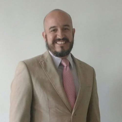 Mtro. Julio Salvador García Ornelas